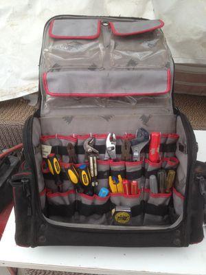 Husky Tool Bag w/tools for Sale in Hesperia, CA