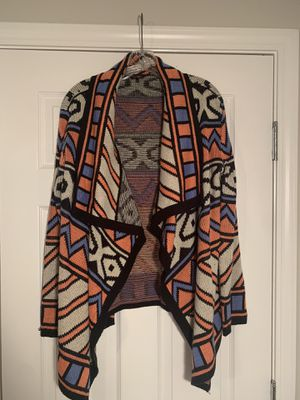 Aztec Colorful Sweater - Dress Up Boutique for Sale in Lilburn, GA