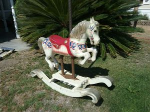 Antique carousel horse for Sale in Montebello, CA