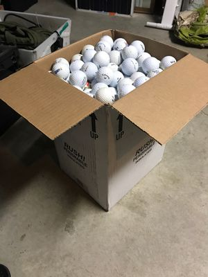400x golf balls! All different brands for Sale in Renton, WA