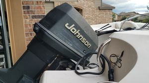 Johnson 115 hp outboard for Sale in Houston, TX