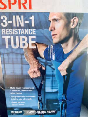 Resistance tubes for Sale in Plantation, FL