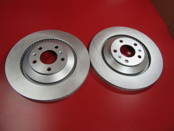 Bentley Continental GT GTC Flying Spur Rear Brake Disk Rotors OEM QUALITY