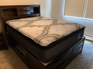 Queen mattress plus box spring $150, king $275, fulls and twins available! for Sale in Southaven, MS