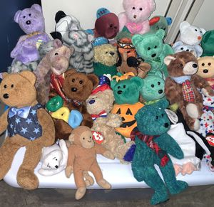 Ty beanie babies for Sale in Georgetown, TX