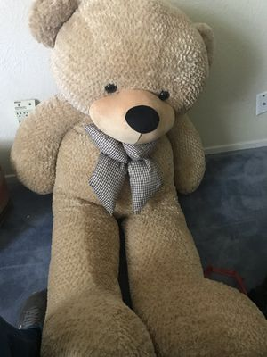 5ft stuffed bear for Sale in Flower Mound, TX
