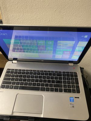 HP Envy 17-j130us 17.3-Inch Touchsmart Laptop with Beats Audio for Sale in Diamond Bar, CA
