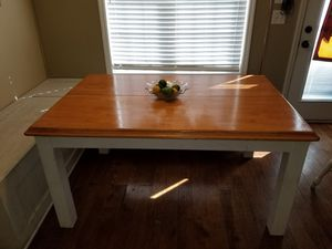 Solid wood kitchen table for Sale in Elgin, SC