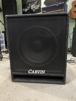 Carvin V118 Bass Cab for Sale in OH, US