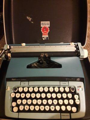 Vintage typewriter for Sale in Anaheim, CA