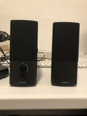 Bose Computer Speakers for Sale in Los Angeles, CA