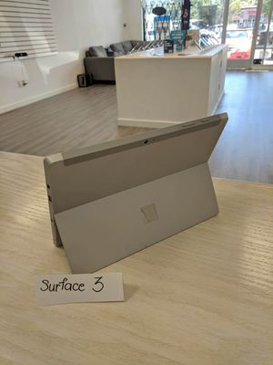 Microsoft Surface Pro 3 Tablet core i5 8GB RAM 256GB SSD for Sale in Renton, WA