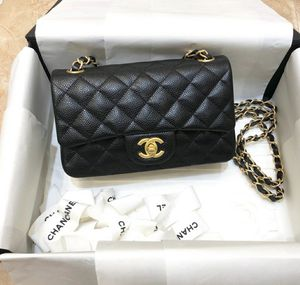 Chanel flap bag 20cm for Sale in Orange, CA