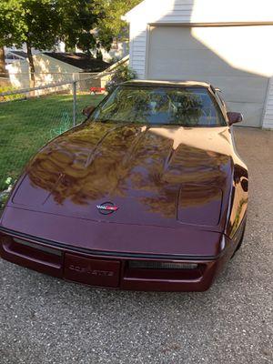 Need Gone!!! 1987 Chevy Corvette for Sale in Warren, MI