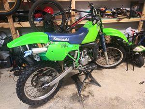 1989 kawaski kx125 for Sale in Oak Grove, MN