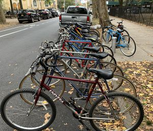 Bike Sale NOW October 14 @11am to 3pm road mountain hybrid single speed bicycles Fuji Trek Motobecane centurion Miyata Peugeot for Sale in Brooklyn, NY