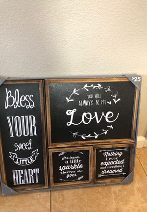 Wall decoration for Sale in Las Vegas, NV