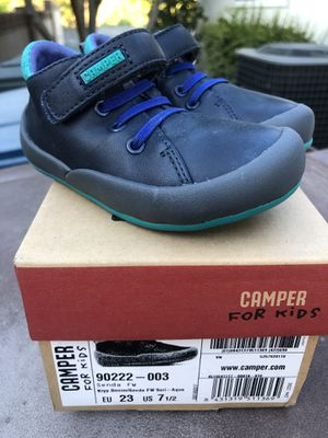 Brand new camper toddler shoes for Sale in City of Industry, CA
