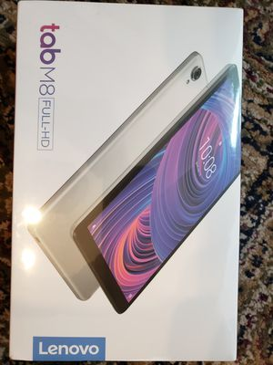 Lenovo Tab M8 brand new in box for Sale in Bristol, CT