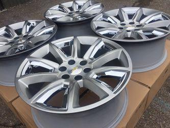 Chevrolet wheels tires used rims new 14 15 16 17 18 19 20 21 22 24 26 28 30 35 40 50 55 45 65 60 70 75 80 85 155 165 175 185 195 205 215 225 235 245 for Sale in Warren,  MI