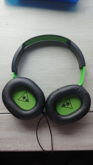 Turtle beach headset without mic for Sale in Wildomar, CA