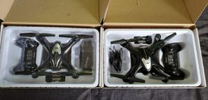 2 potensic T18 drones for Sale in Portland, OR