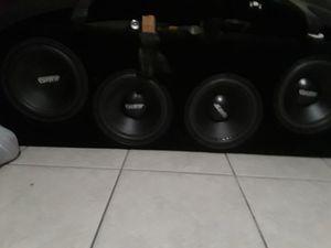 4 12s Matt pro audio for Sale in West Palm Beach, FL