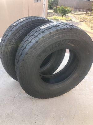 Michelin NEW 315 22.5 for Sale in Los Angeles, CA