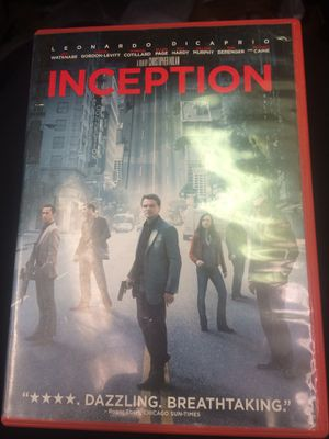 Inception DVD for Sale in Harrisburg, NC