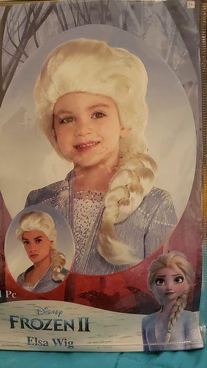 FROZEN Elsa Wig for Sale in El Monte, CA
