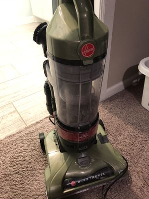 Likenew Wind Tunnel vacuum Hoover only used several times - $50 (DFW area) for Sale in Dallas, TX