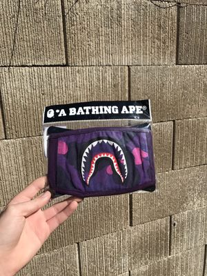 BAPE Color Camo Shark for Sale in Riverbank, CA