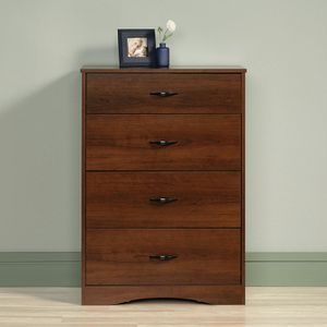 4-Drawer Chest, Brook Cherry Finish for Sale in Santa Ana, CA