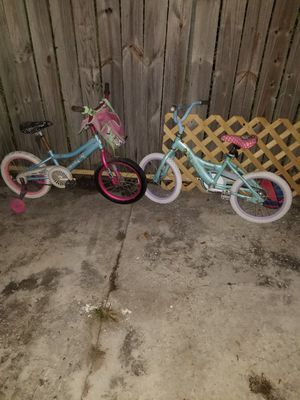 Girls bikes two of them for Sale in Miami, FL