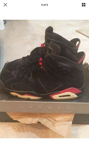 Air Jordan Retro 6 (2014 Release) for Sale in Jackson Township, NJ