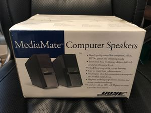 Bose MediaMate computer speakers for Sale in Seattle, WA