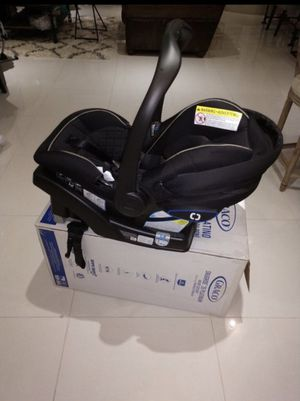 Graco Snug Ride 35 Platinum Infant Car Seat with Base for Sale in Miami, FL