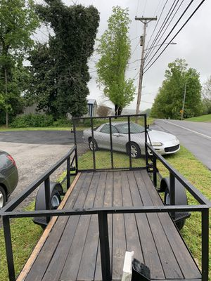 12 foot utility trailer for Sale in Knoxville, TN