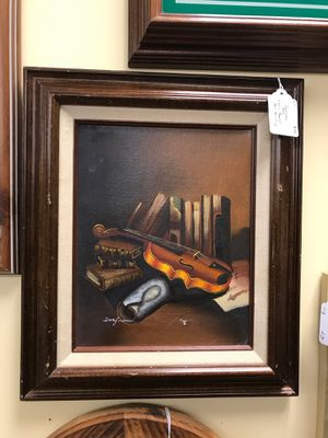 Oil Paintings • Antique Clocks • Antique Frames for Sale in New Haven, CT