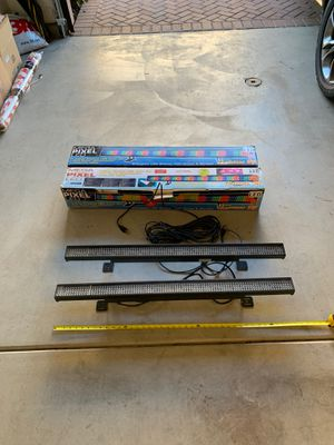 """(2) Two 40"""" Mega Pixel LED Light Bars American DJ ADJ Equipment for Sale in Scottsdale, AZ"""
