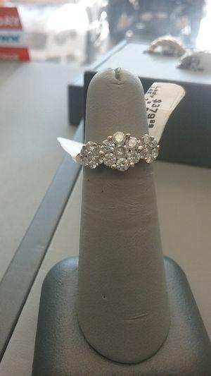 Diamond cluster ring for Sale in Houston, TX