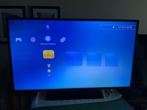"Samsung 55"" UN55EH6000 LED-LCD TV - In Fair Condition, Horizontal Lines - Needs Fix, Please See Pics for Sale in Woodridge, IL"