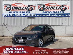 2015 Mazda Mazda3 for Sale in Austin, TX