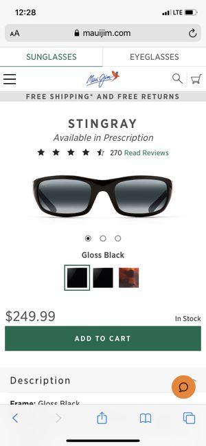 Maui Jim Stingray Sunglasses for Sale in Philadelphia, PA