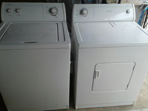 WHIRLPOOL WASHER AND DRYER (DELIVERED) for Sale in San Antonio, TX