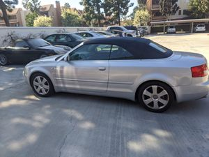 2005 Audi A4 3.0L Cabriolet for Sale in Huntington Beach, CA