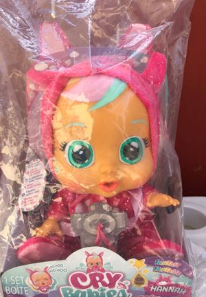 Cry baby Hannah for Sale in Vernon, CA