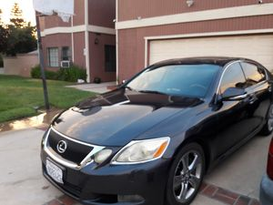 2008 LEXUS GS 350 CLEAN TITLE SMOG READY TAGS SEP 2020 for Sale in Montclair, CA