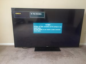 60 inch samsung tv 250$ need gone asap moving for Sale in Columbus, OH
