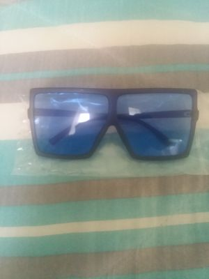 Navy Blue Oversized Sunglasses for Sale in North County, MO